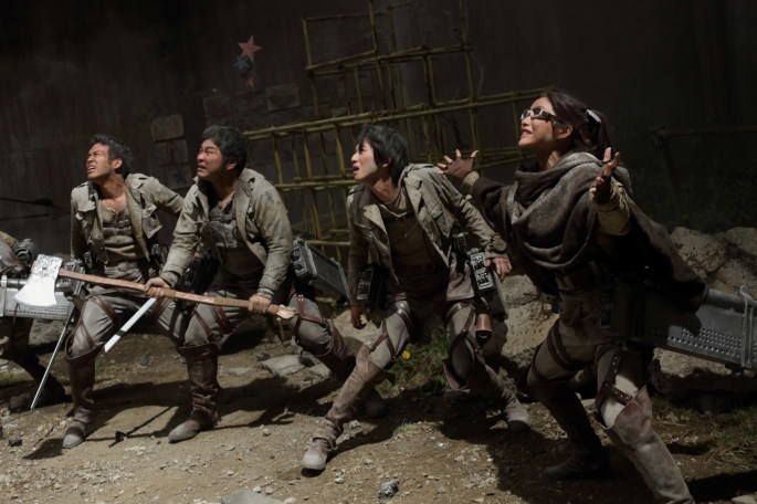 FUNimation Entertainment Attack on Titan